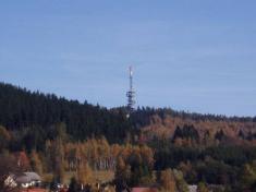 Televizní vysílač - Mařský vrch
